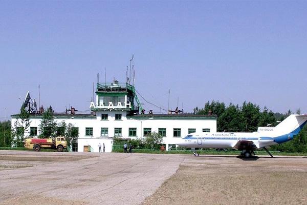 Аэропорт Алдан