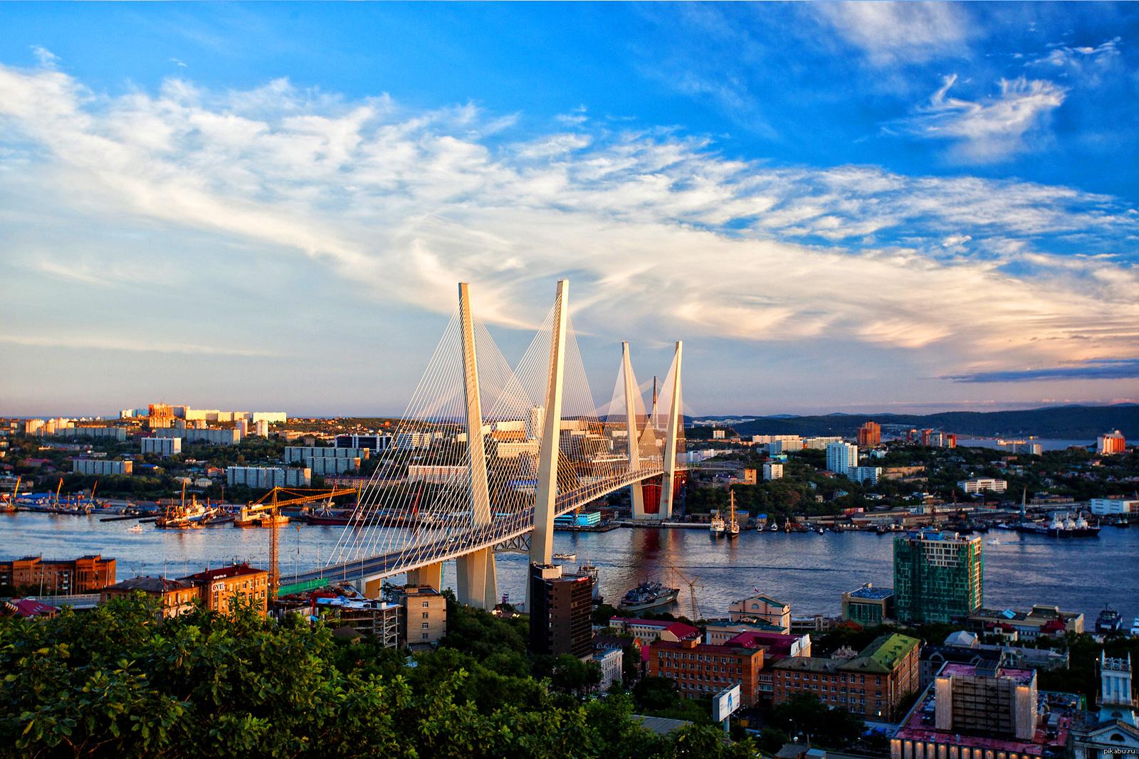 вылеты из Владивостока