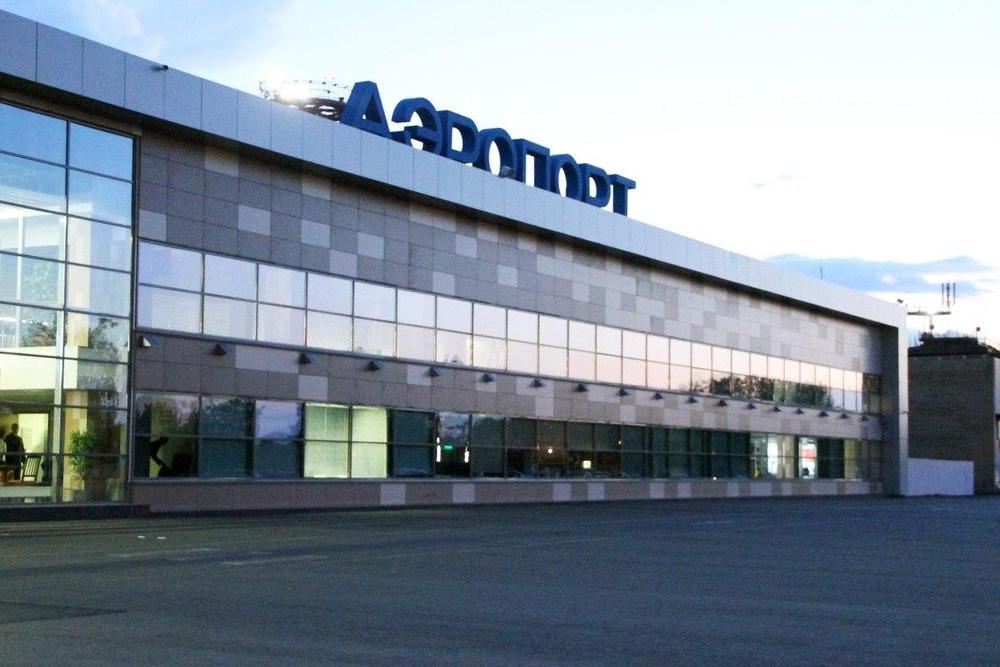 Аэропорт Нижнекамск Бегишево