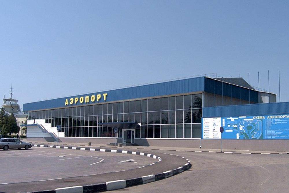 Аэропорт Севастополь Бельбек