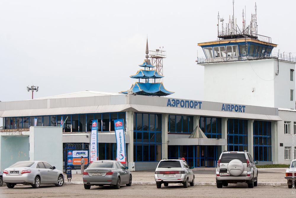Аэропорт Элиста