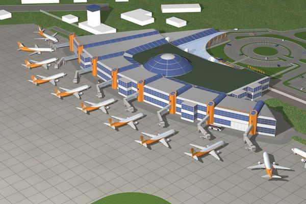 Аэропорт Ермолино