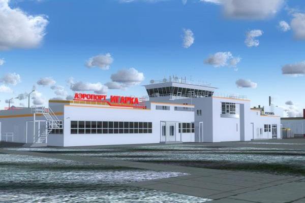 Аэропорт Игарка