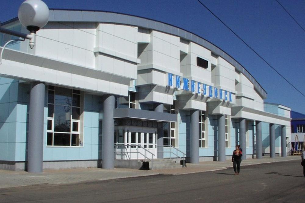 Аэропорт Нижнеудинск