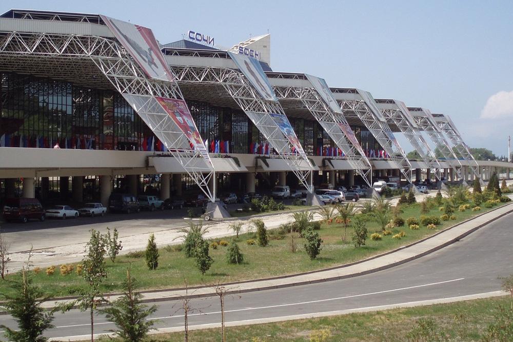 Аэропорт Сочи Адлер