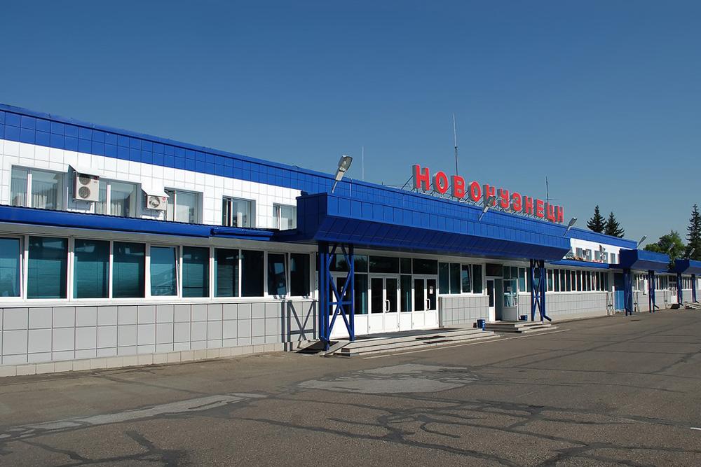 Аэропорт Новокузнецк Спиченково