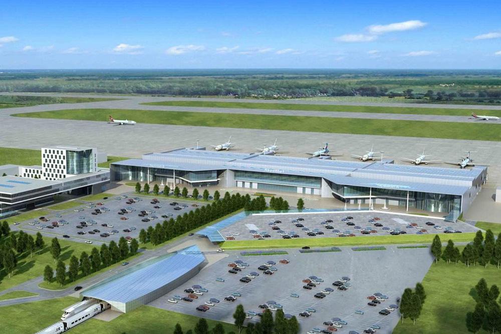 Аэропорт Нижний Новгород Стригино
