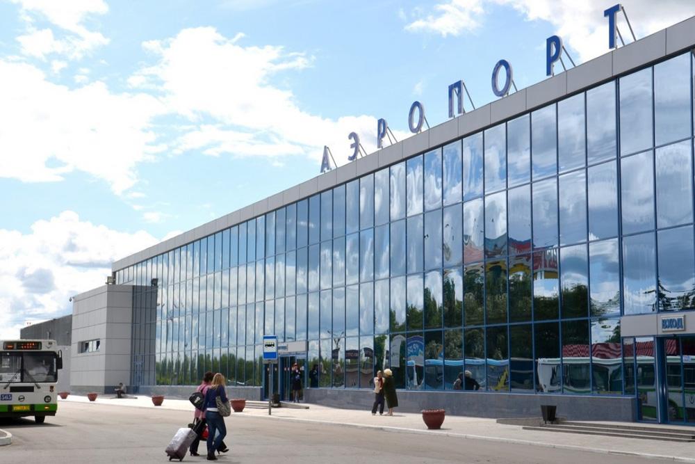 Аэропорт Омск Центральный