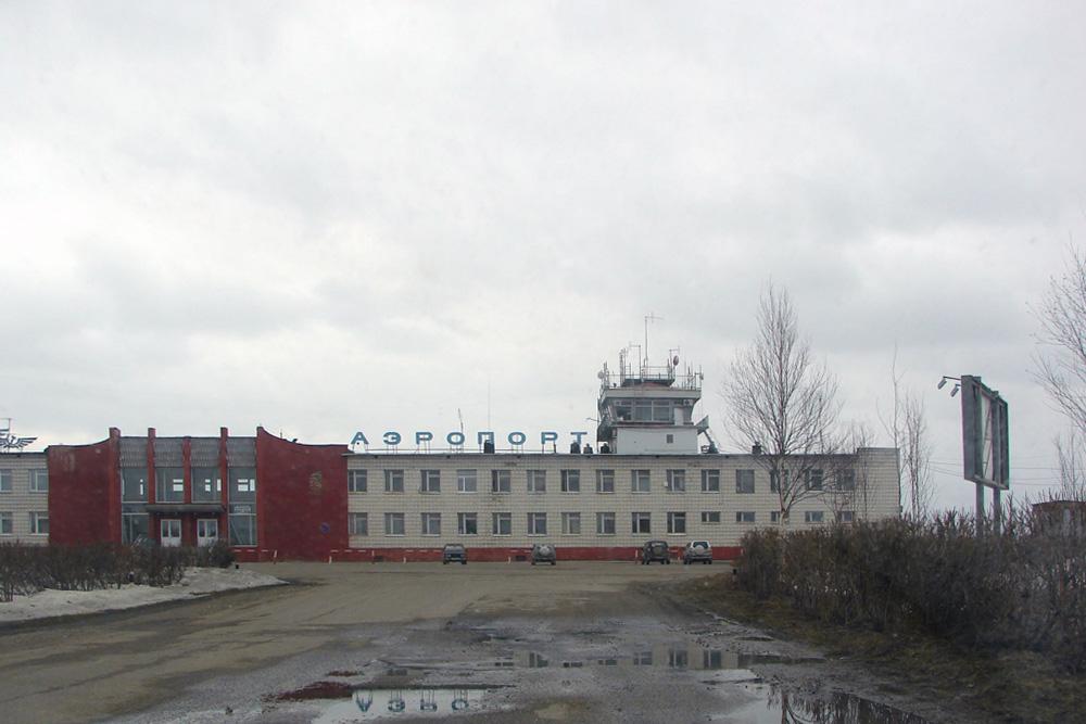 Аэропорт Усинск