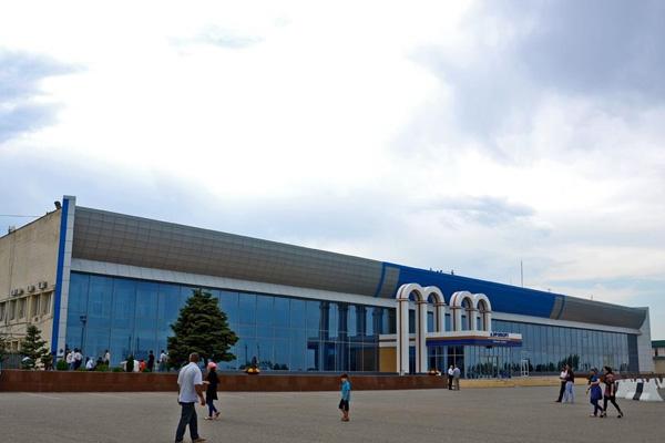 Аэропорт Махачкала Уйташ